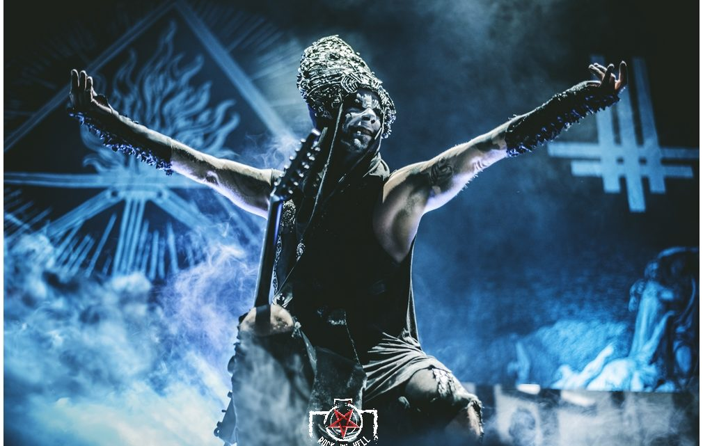 Behemoth @ AccorHotel Arena, Paris 30.01.20