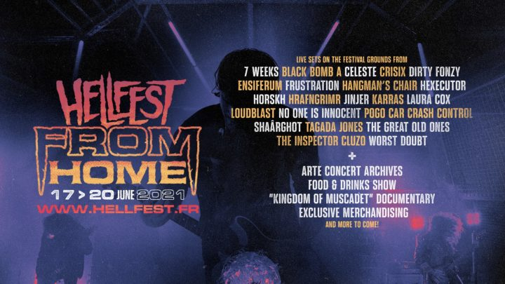 Hellfest (from home) 2021
