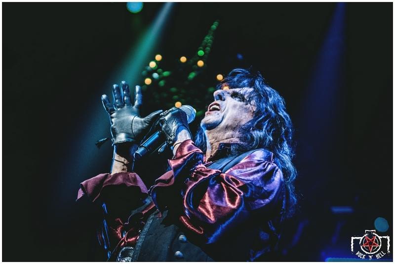 Alice Cooper @ Arkéa Arena, Bordeaux 05.09.2019