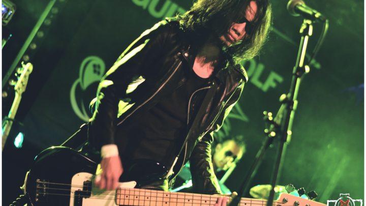 Guitar Wolf @ La Sirène, La Rochelle 09.06.2012
