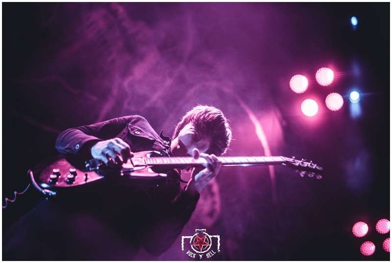 All Them Witches @ Zenith, Nantes 18.12.2019