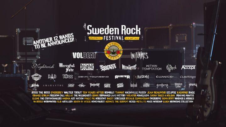 Sweden Rock 2022
