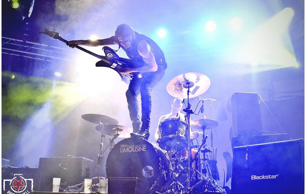 D-A-D @ West Rock, Cognac 12.04.2014
