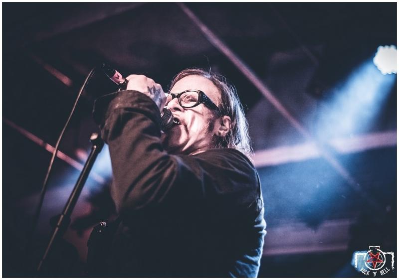 Mark Lanegan Band @ La Sirène, La Rochelle 03.11.2019