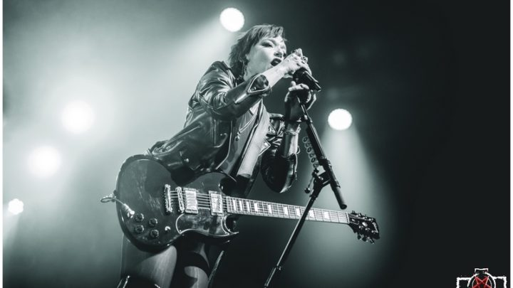 Halestorm + In This Moment + New Years Day , salle pleyel , Paris 13.11.19.